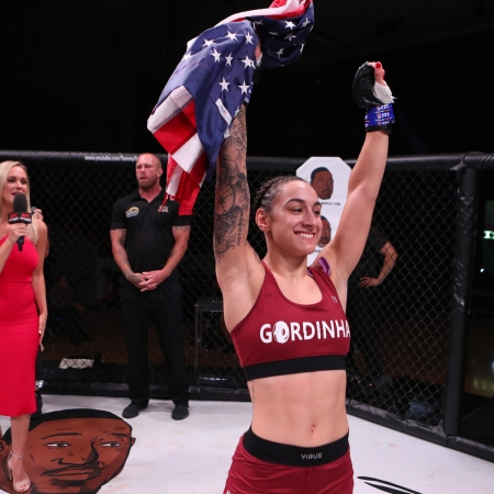 Invicta FC 8 Waterson vs. Tamada Results: Play-by-Play