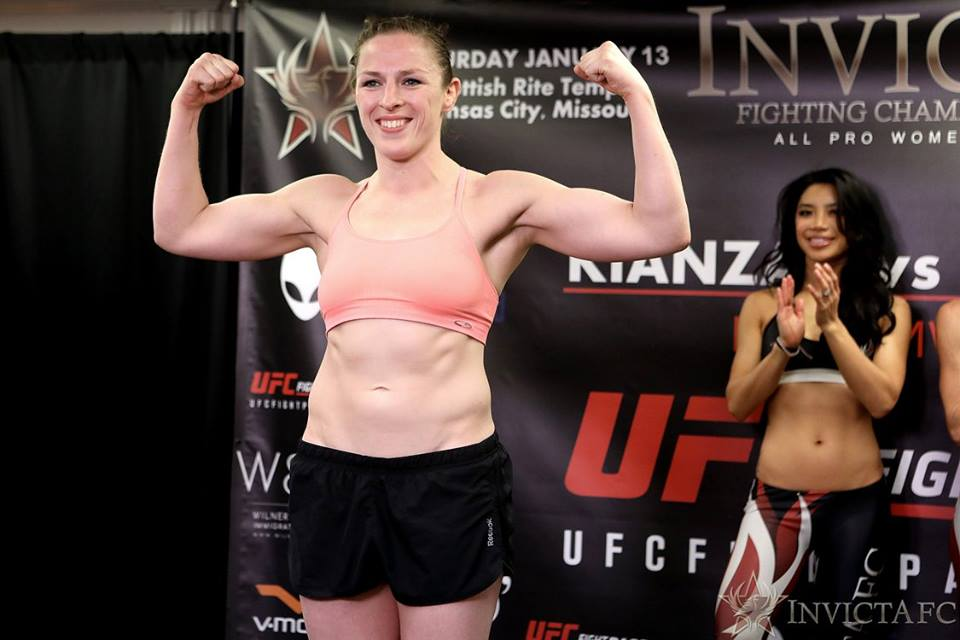 Combate Americas MMA event debuts at Stockton Arena